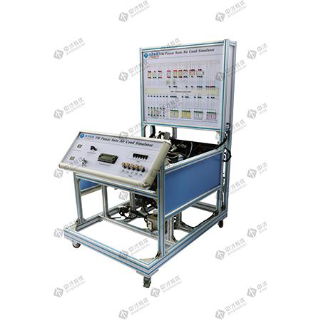 汽修教学设备制造厂商 帕萨特自动空调实训台