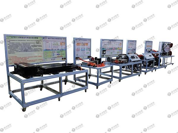 新能源汽车实训设备厂家 纯电动汽车空调系统实训台