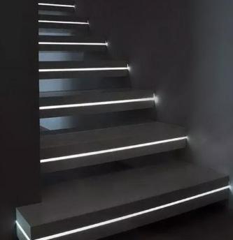 楼梯感应灯常见的有哪几种?
