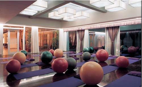 瑜伽球的作用和功效