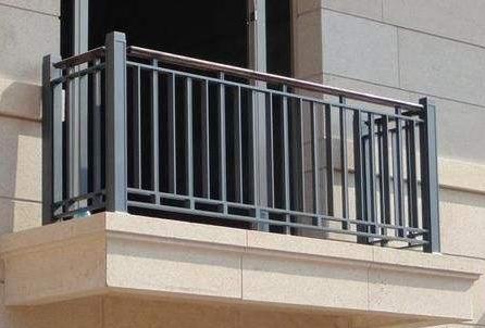 栏杆的分类有哪些?