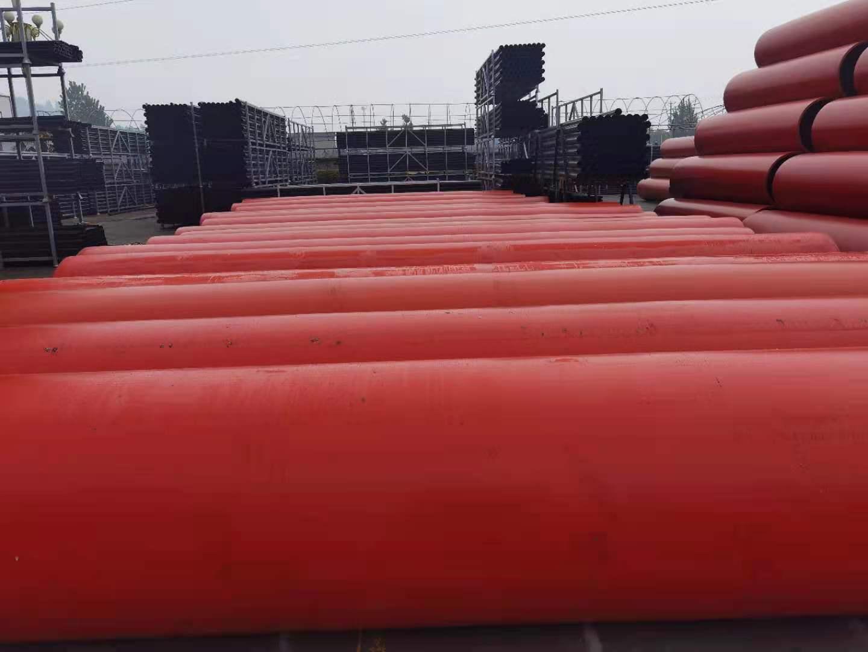 渭南隧道逃生管详细介绍 隧道逃生管设置安装