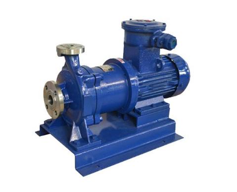 磁力泵的功能特点是什么?