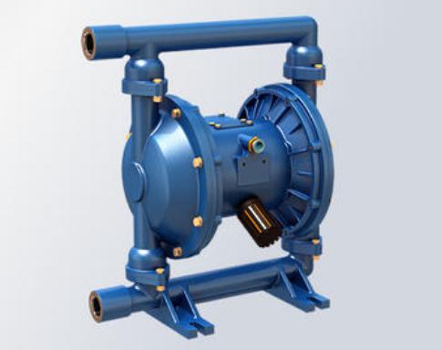 隔膜泵有哪些优势?
