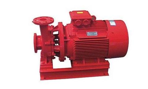 消防泵和喷淋泵的区别
