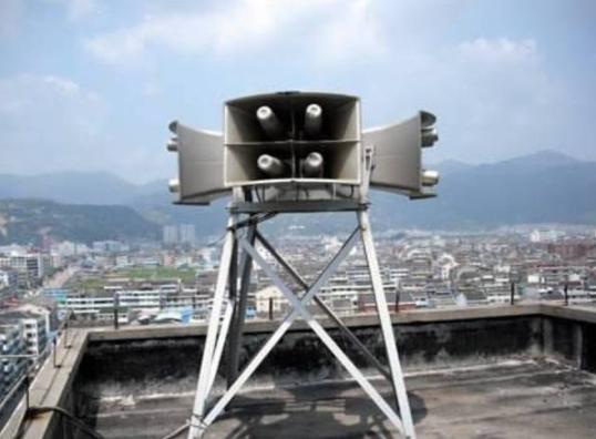 防空警报器构造是怎样的?
